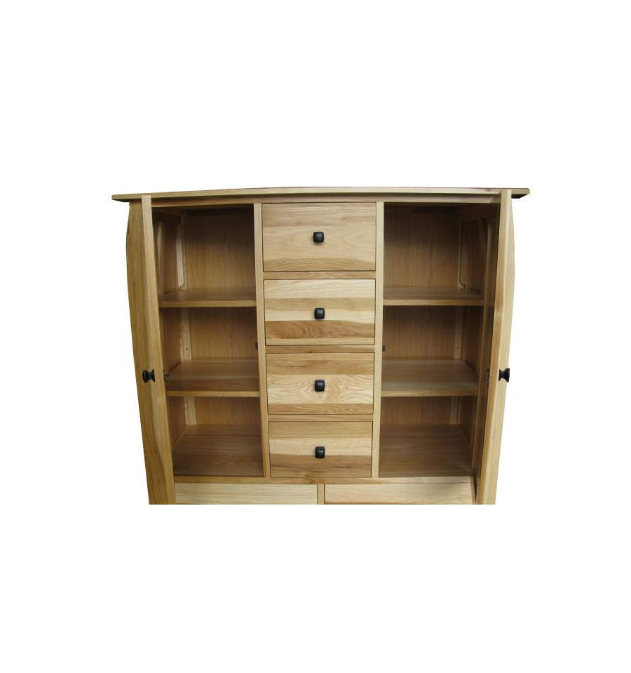48 Inch Hickory Aberdeen Chest Simply Woods Furniture