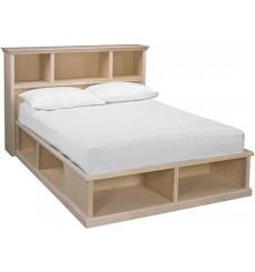 AWB Roma Bookcase Bed