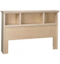 Roma Bookcase Headboard