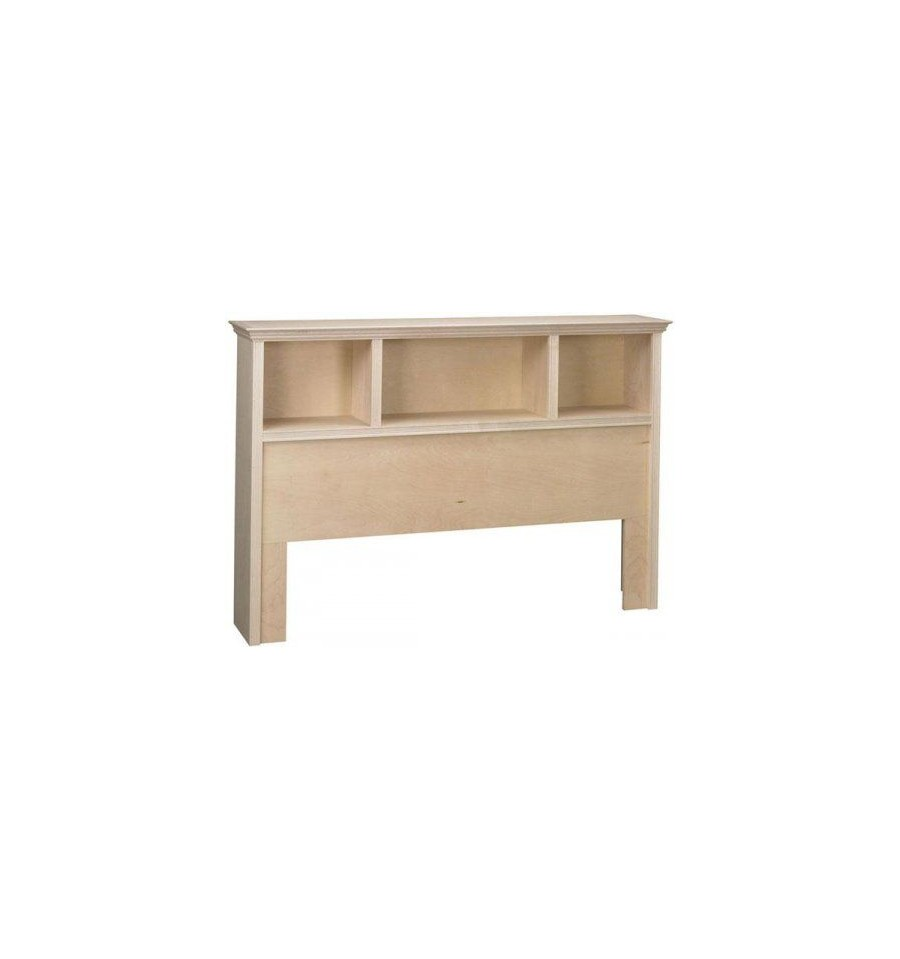 Roma Bookcase Headboard Simply Woods Furniture