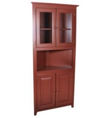 [32 Inch] AFC Corner Cabinet with Doors