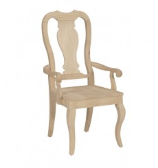Queen Anne Arm Chair