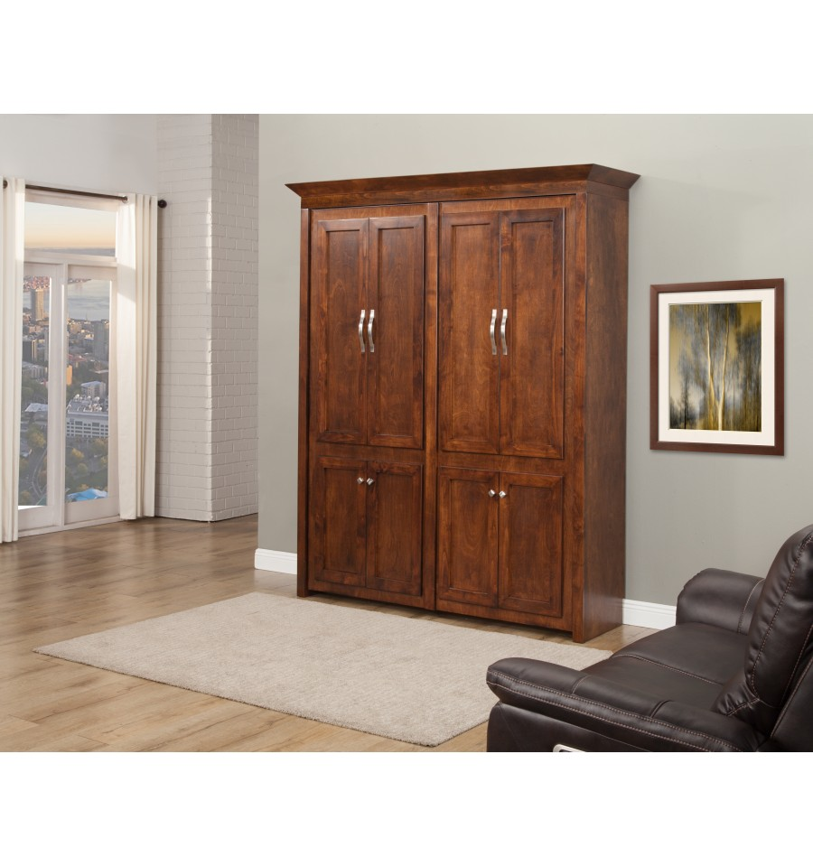 Florence Murphy Bed Simply Woods Furniture Pensacola Fl
