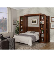 San Marino Murhpy Storage Bed