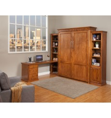 Verona Murphy Bed Office Collection