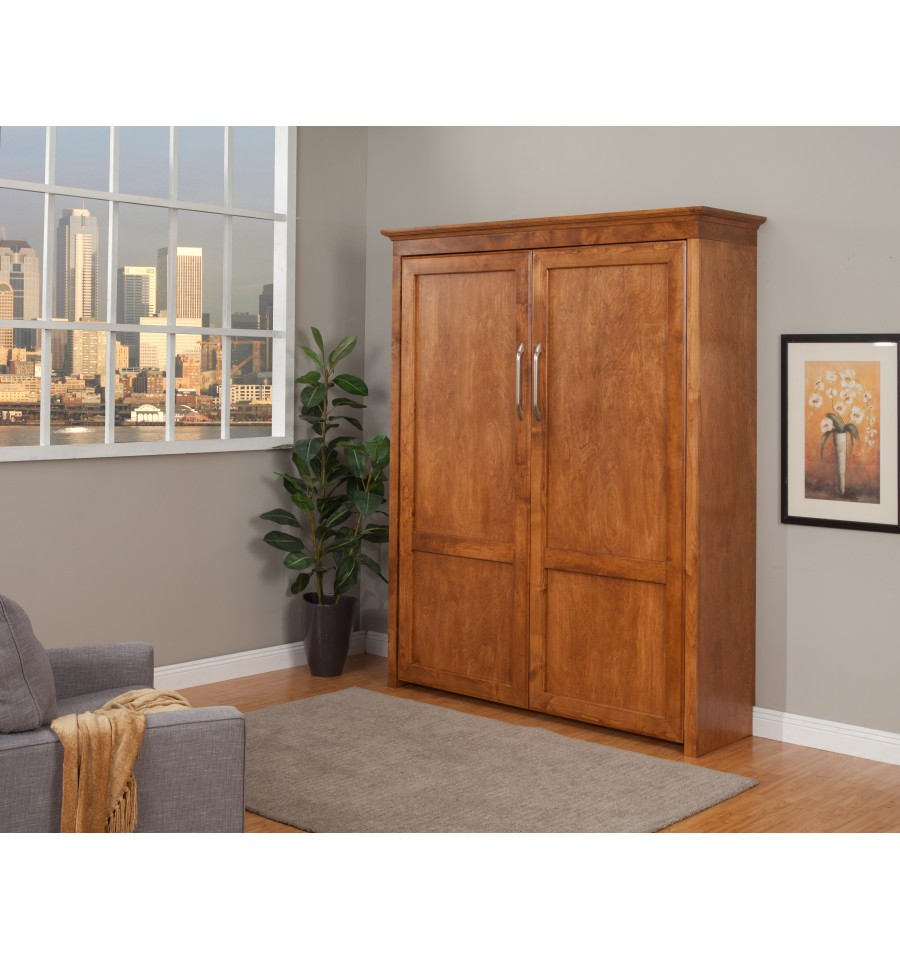 Verona Murphy Bed Office Collection Simply Woods
