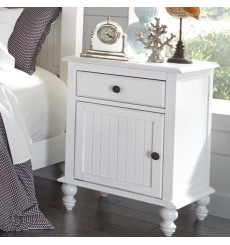 Cottage 1 Drawer Nightstand 2001