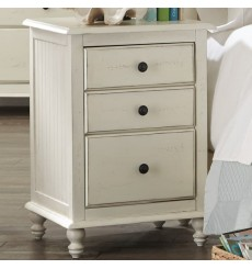 Cottage 3 Drawer Nightstand 2003