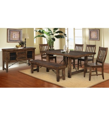 New Mountain Lodge Dining SET