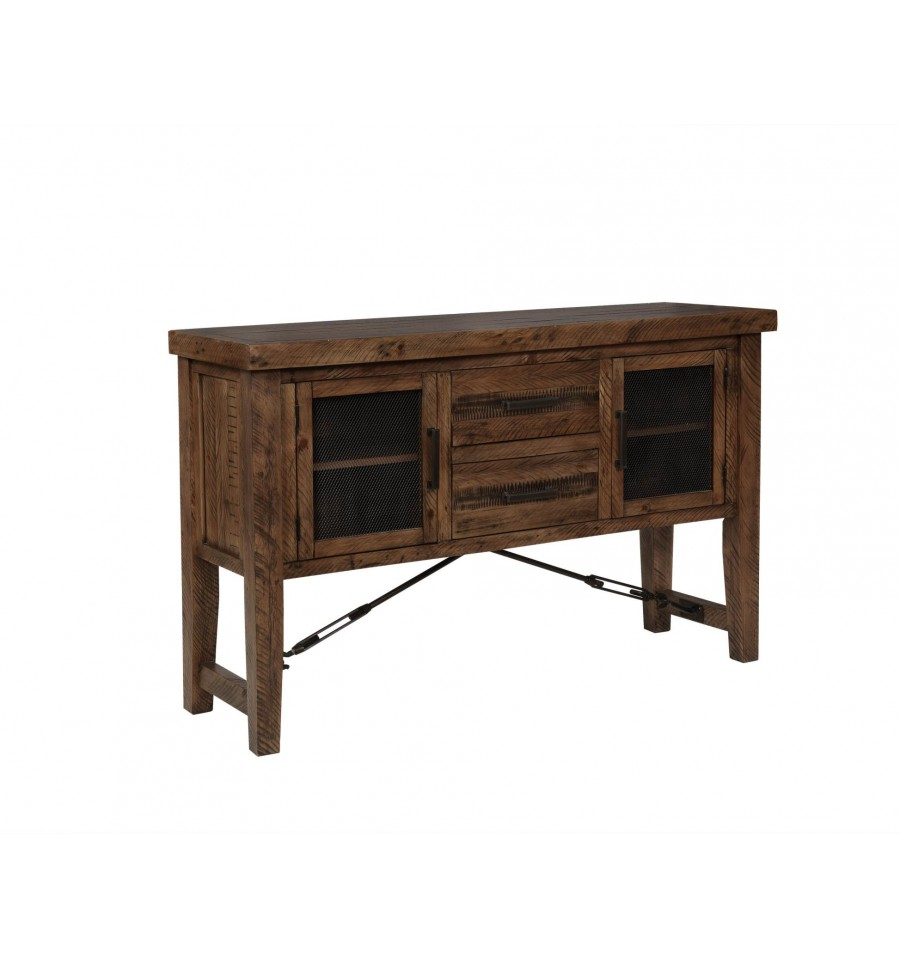 60 Inch Mountain Lodge Server Simply Woods Furniture