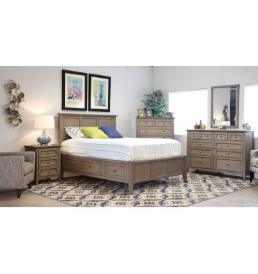 McKenzie Storage Beds