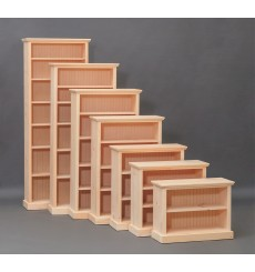 [18-48 Inch] Franklin Amish Bookcases