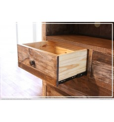 Antique Rustic Chest