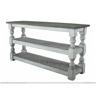 [61.5 inch] Stone Collection Sofa Table