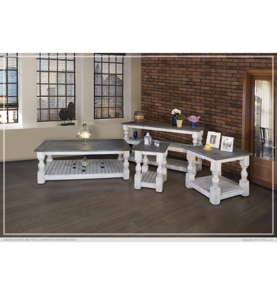 53 inch stone collection coffee table simply woods furniture pensacola fl. Black Bedroom Furniture Sets. Home Design Ideas