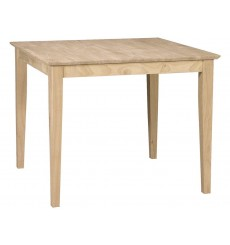[36 inch] Square Dining Table