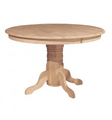 [48 inch] Solid Top Round Table