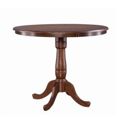 [42x42 rd] Classic Pedestal Gathering Table