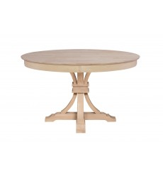 [48 inch] Terra Flair Round Dining Table