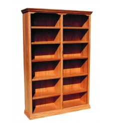 Inch Traditional Oak Bookcases