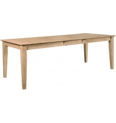 [38x72x90 inch] Shaker Ext. Table