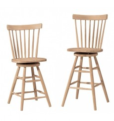 Denmark Swivel Stool