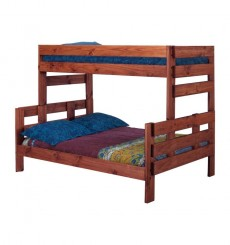 Open Stackable Bunk Twin over Full