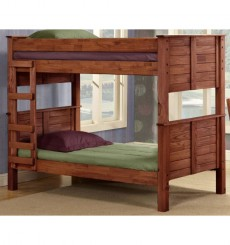 Shiplap Stackable Bunk Full Size