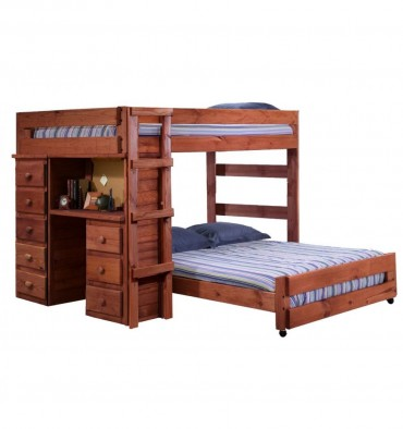 Student Loft Bed Full size