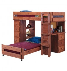 Student Loft Bed Twin size