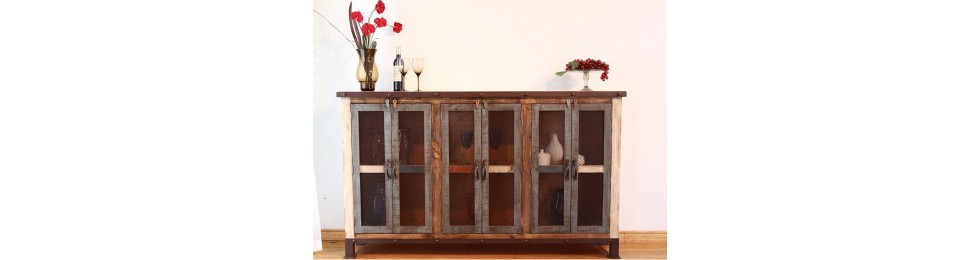 Hutch/Buffets & Consoles