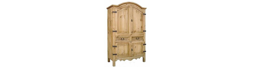 Rustic Furniture Armoires And Wardrobes Simply Woods Furniture Pensacola Fl