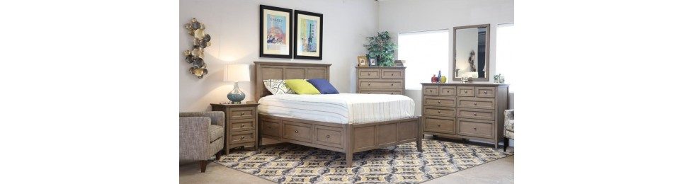 real wood bedroom mckenzie bedroom collection simply