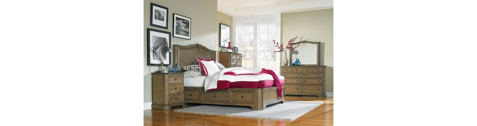 Real Wood Bedroom Collection Stonewood Simply Woods Furniture Pensacola Fl