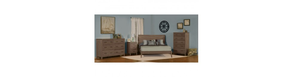 Two West Solid Alder Bedroom Collection