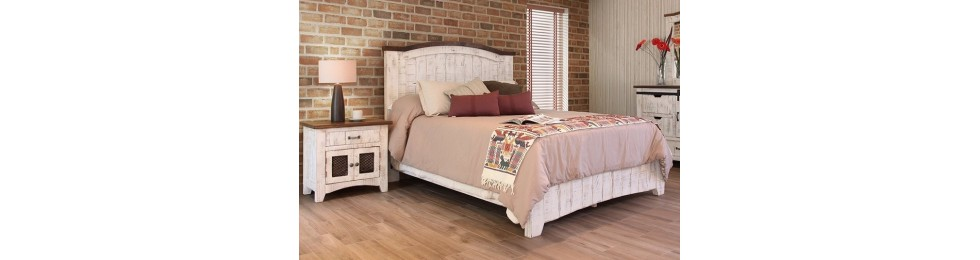Pueblo Barndoor Bedroom Collection