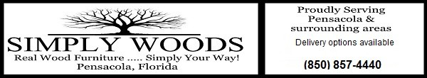 Simply Woods Furniture | Pensacola, FL